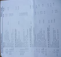Tierarztrechnung 1. Seite
